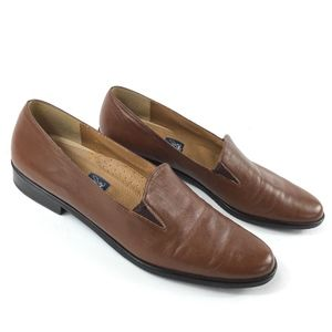 Selby Activeflex Moc Fit Brown Soft Leather Loafer